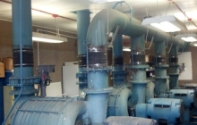 City of Sanger Blower Retrofit