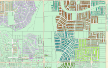 Elk Grove Water Meter Routing